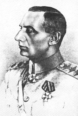 Адмирал А. В. Колчак - Верховный Правитель России